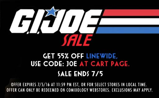 GI Joe Sale_7_16