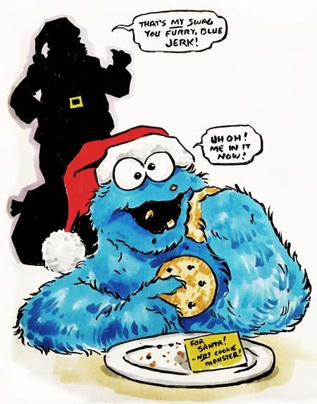 cookie-monster-xmas