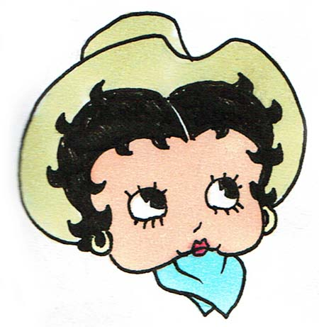 Betty Boop_Cowgirl